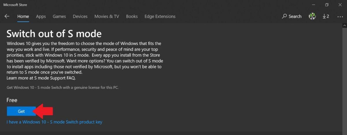 Windows 10 S-Mode: в чем отличия и как переключиться наWindows 10