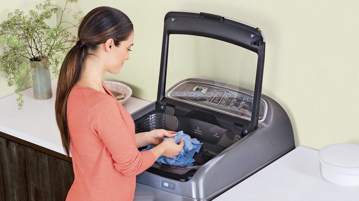 Рейтинг стиральных машин с вертикальной загрузкой: топ-5 для маленькой ванной