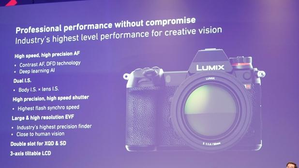 Вся информация о полнокадровых беззеркалках Panasonic Lumix S1 и S1R