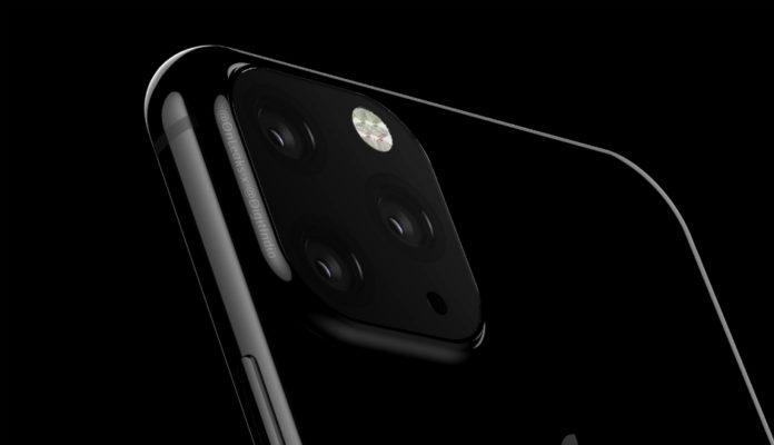 iPhone следующего поколения (2019) появился на рендерах