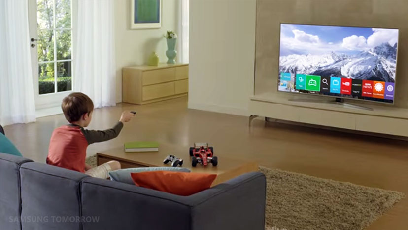 Как правильно выбрать диагональ телевизора? Считаем дюймы