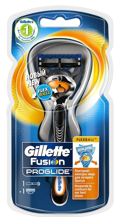 Gillette создала бритву, о которой мечтали все мужчины мира