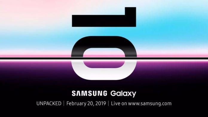 Теперь официально: названа дата выхода Samsung Galaxy S10