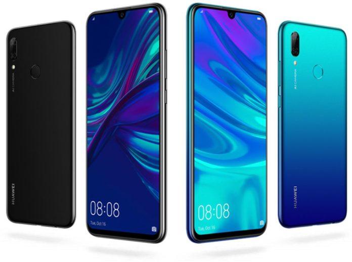 Большой и долгоиграющий смартфон Huawei P Smart 2019 в России оценен дешевле 15 000 руб.