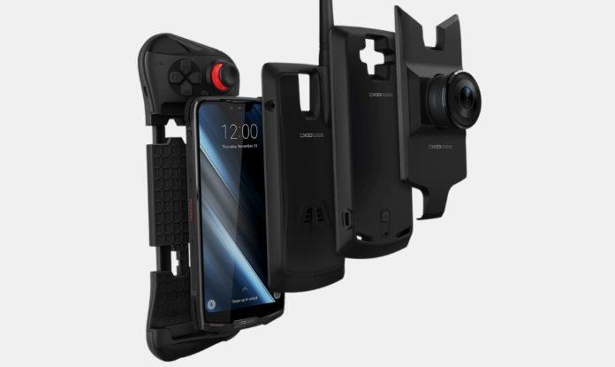 Китайцы представили крутой «модульный» смартфон всего за 20 000 руб.