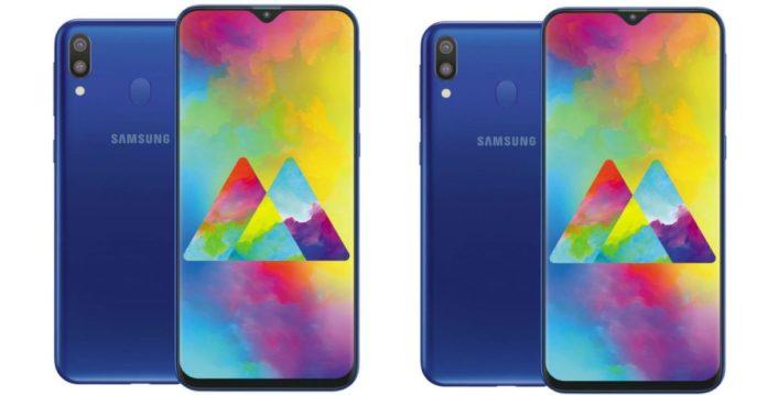Дешевые смартфоны Samsung Galaxy M10 и Galaxy M20 получили обновления ещё до поступления в продажу