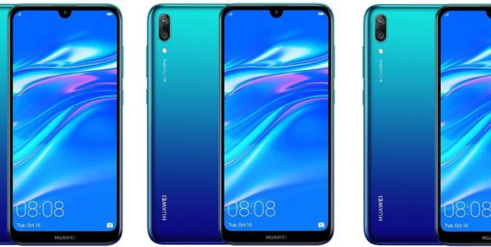 Huawei представила новый смартфон Y7 Pro 2019 дешевле 12 000 руб.