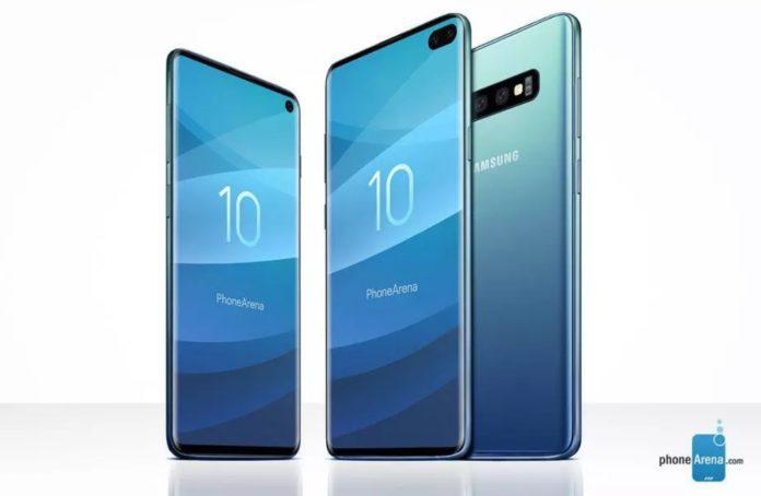 Стали известны цены на все новые флагманские смартфоны Samsung Galaxy S10