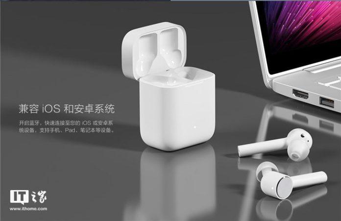 Клон Apple AirPods от Xiaomi стоит почти в три раза дешевле
