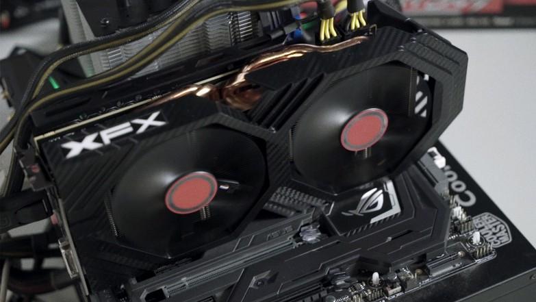"""Тест XFX Radeon RX 590 Fatboy 8GB GDDR5: за что любить """"толстяка""""?"""