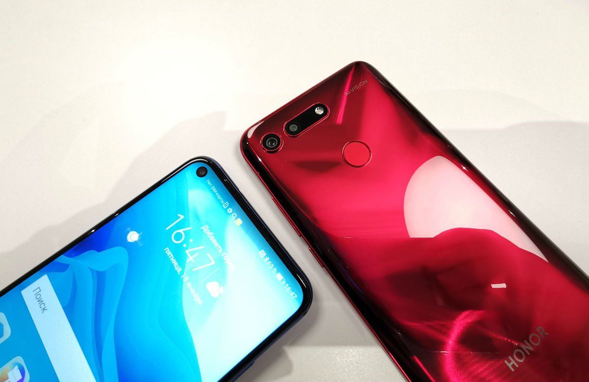 Honor View 20 уже в России: цена, старт продаж, характеристики смартфона