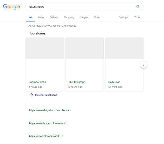 Google показала, как будет выглядеть Интернет в ближайшем будущем. И это ужасно.