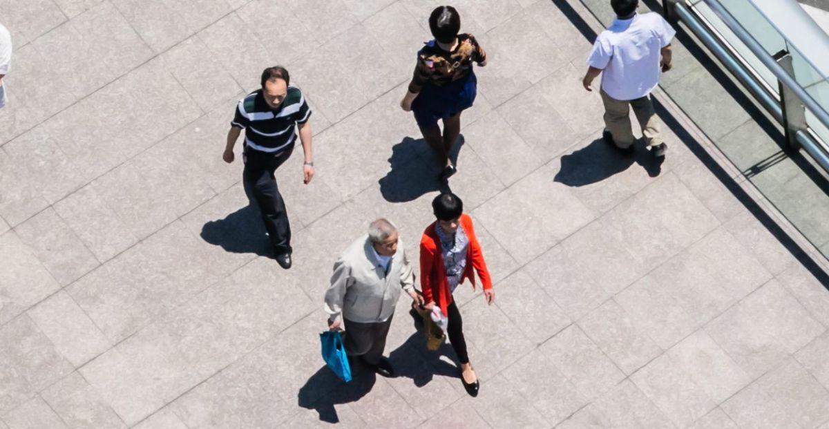Разглядываем 195-гигапиксельную фотографию Шанхая: занятие на все праздники!