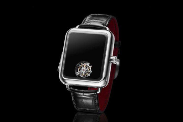 Швейцарцы представили часы за $350 000, которые даже не умеют показывать время