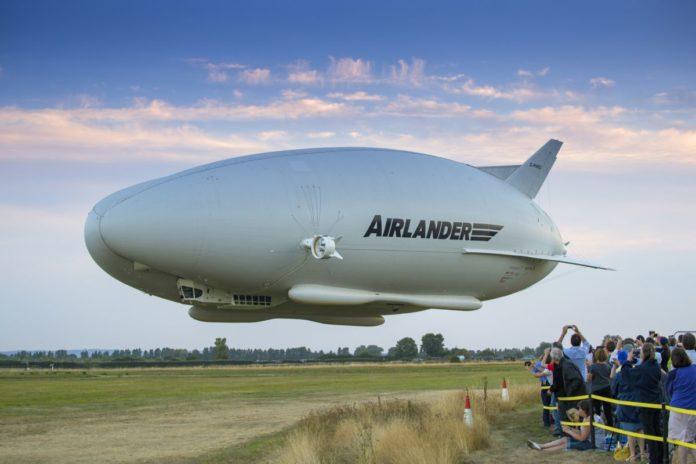 Самый большой летательный аппарат в мире станет серийным