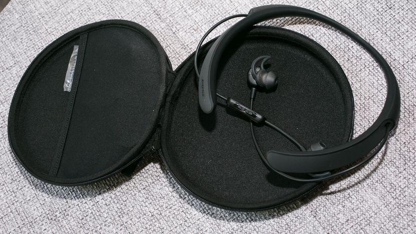 Тест наушников Bose QuietControl 30: бескомпромиссные шумодавы