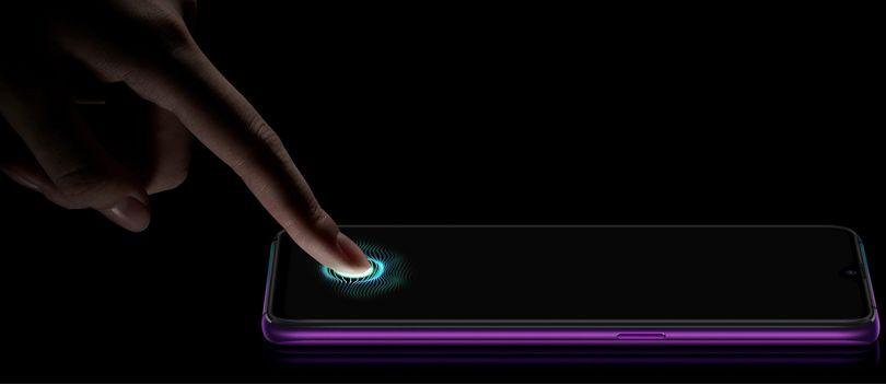 Долой кнопки: как работает сканер отпечатков в дисплее