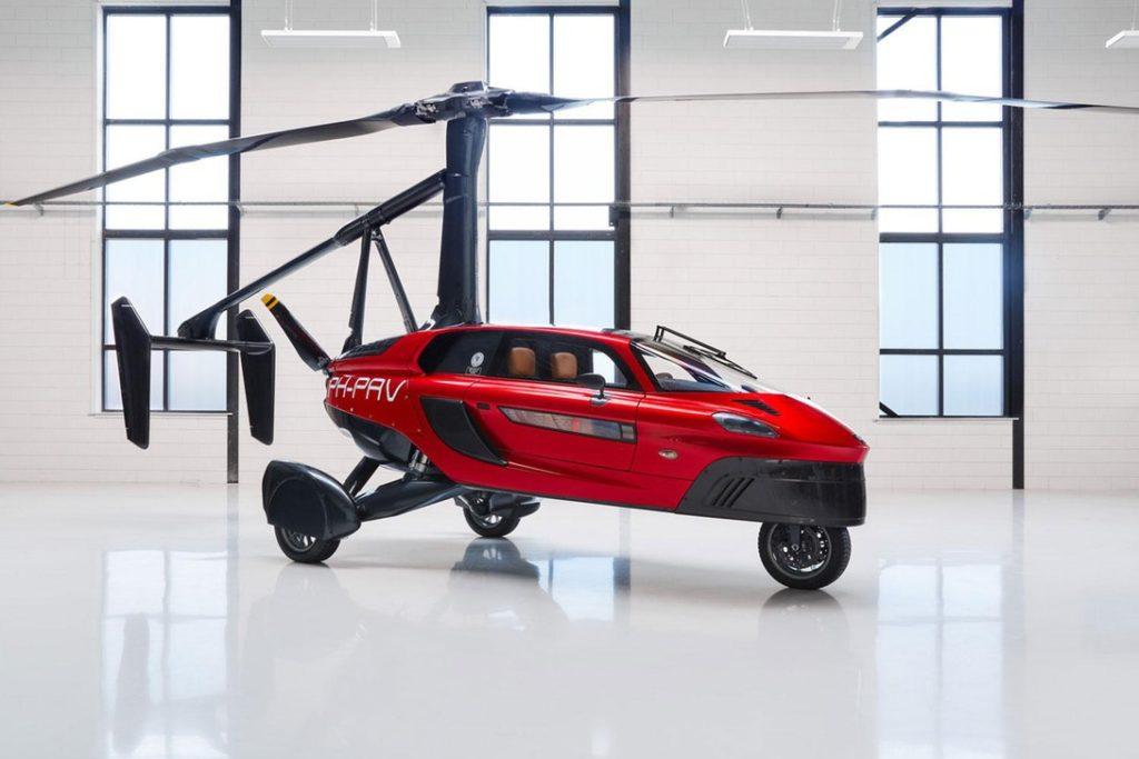 Смотреть Летающие автомобили в 2019 году: первые серийные концепты - КалендарьГода видео