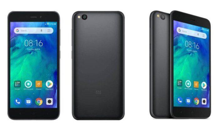 Сверхбюджетный смартфон Xiaomi Redmi Go оценен в 6 000 руб.