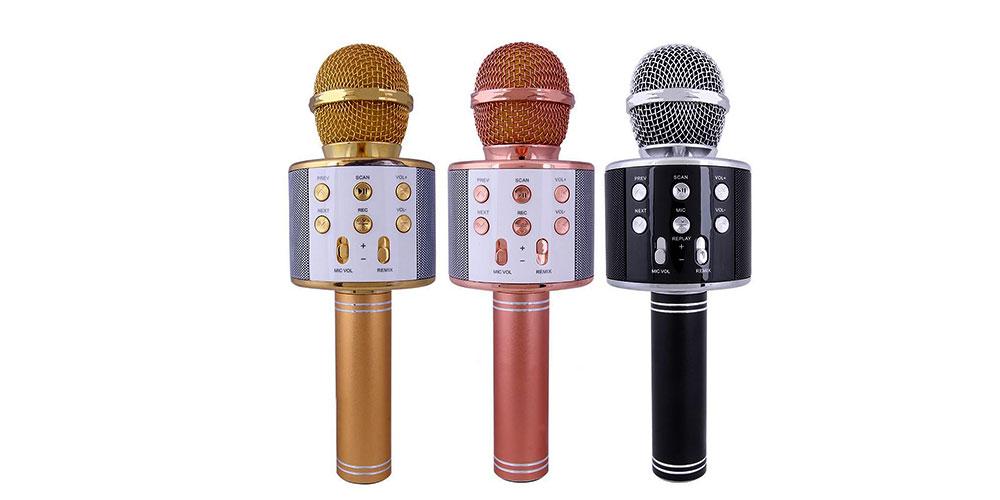 """""""Щас спою!"""" Какой беспроводной микрофон лучше для караоке"""