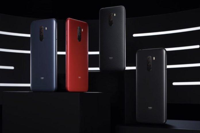 Самый дешевый флагманский смартфон Xiaomi Pocophone F1 провалился в тестах DxOMark