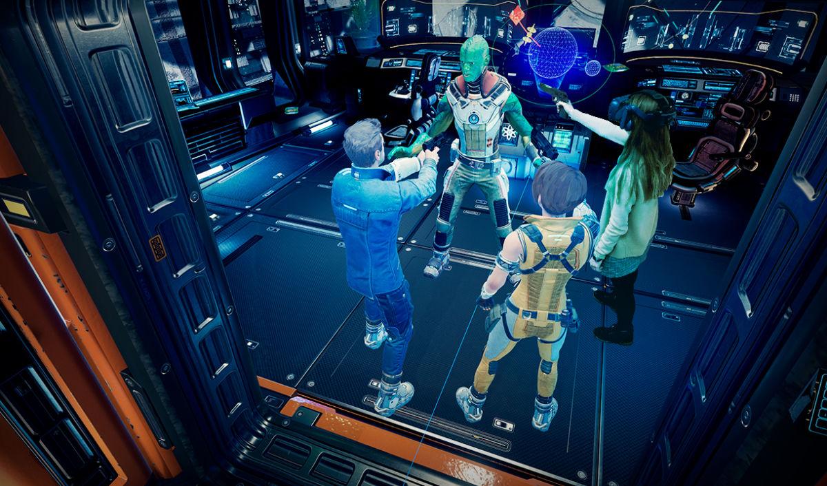 VR уже в кино: состоялась премьера фильма «Эффект Кесслера»