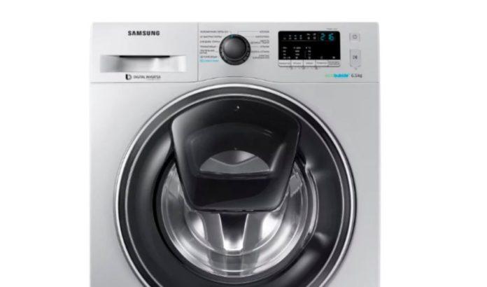 Названы лучшие в России стиральные машины