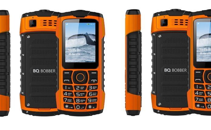 Российский защищенный и «непотопляемый» телефон оценен в 2 990 руб.