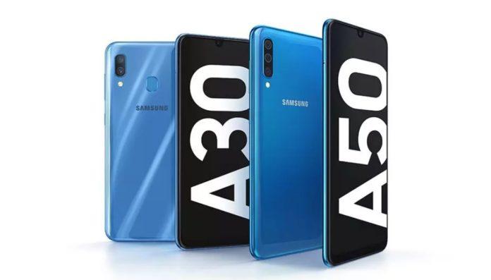 Будущие бестселлеры Samsung Galaxy A50 и A30 представлены официально