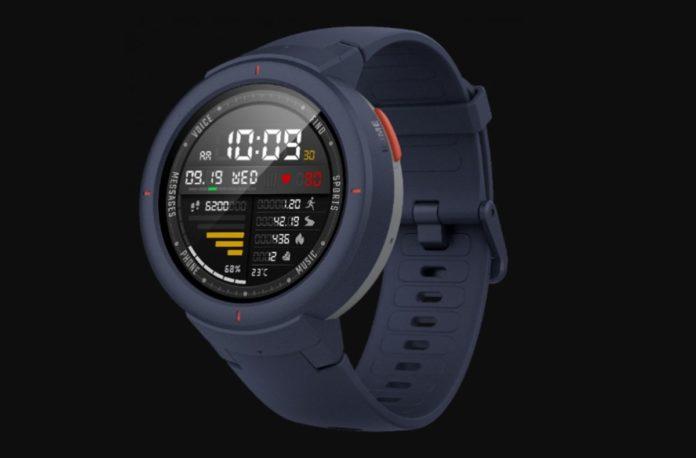 Подрядчик Xiaomi привез в Россию крутые умные часы Amazfit Verge