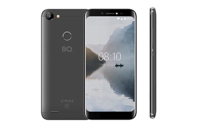 Российский смартфон с металлическим корпусом и большим аккумулятором стоит всего 6 490 руб.
