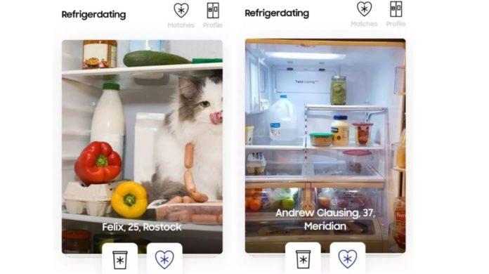 Samsung предлагает найти любовь по фотографии содержимого холодильника