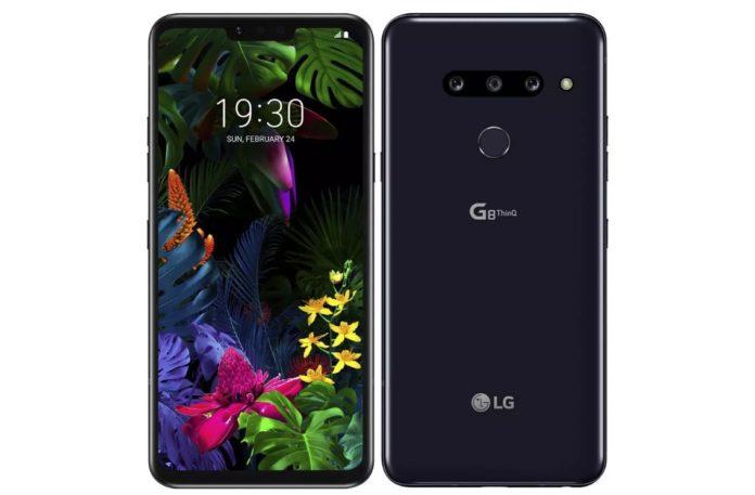 Флагманским смартфоном LG G8 ThinQ можно управлять, не касаясь экрана