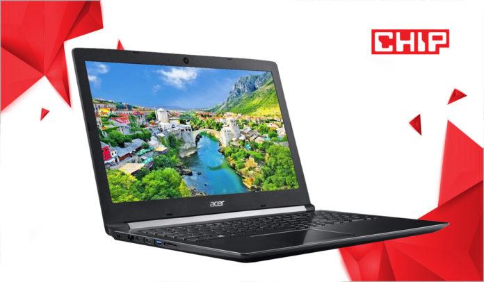 Тест ноутбука Acer Aspire 5 A515: вариант на каждый день