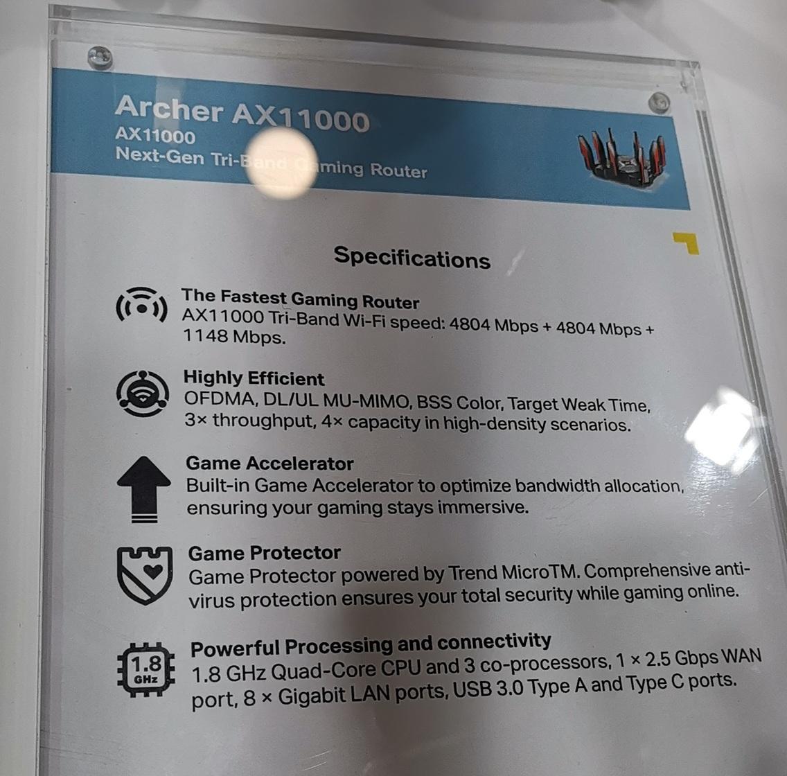 TP-Link представила супер быстрые роутеры с поддержкой Wi-Fi 6