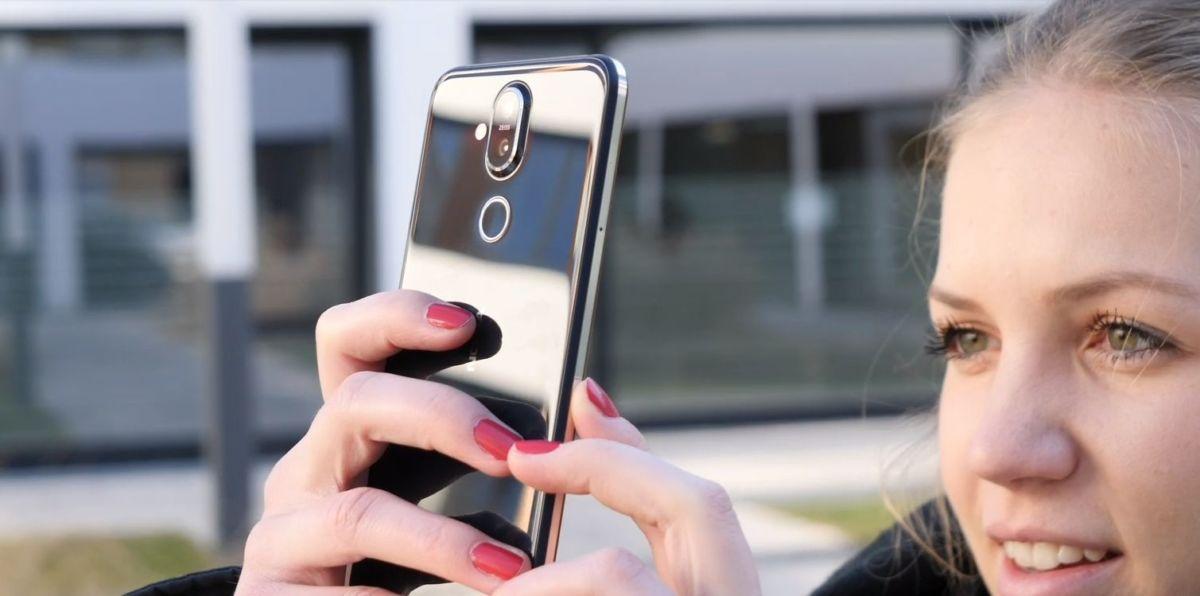 Тест и обзор смартфона Nokia 8.1: флагман среднего класса