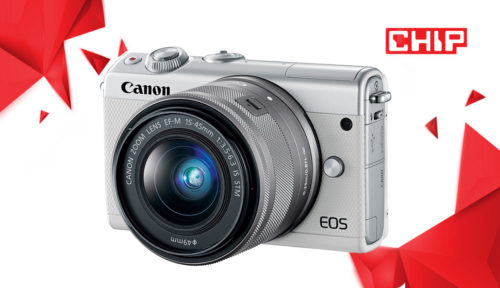 Обзор и тест беззеркальной камеры Canon M100: одна за всех