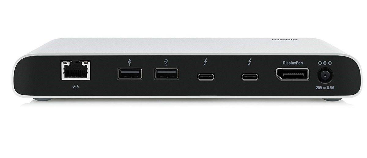 Тест 10 док-станций с Thunderbolt 3: устройства с широкими возможностями