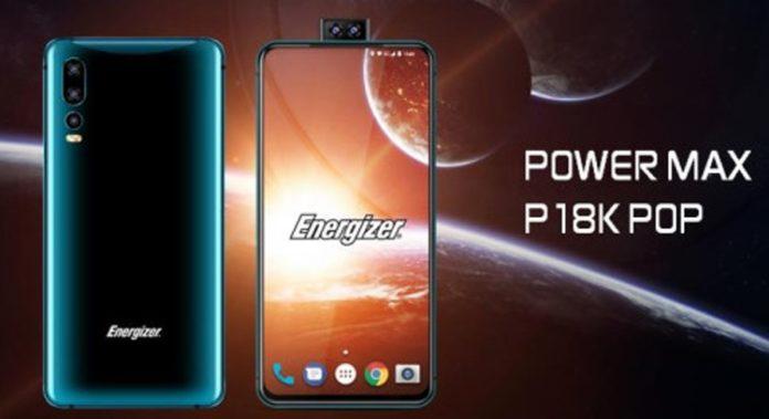 Новый смартфон от Energizer получил гигантский аккумулятор на 18 000 мАч
