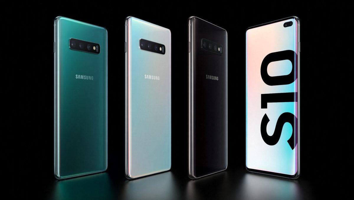 Главная Android-премьера года: Samsung Galaxy S10 представлен официально