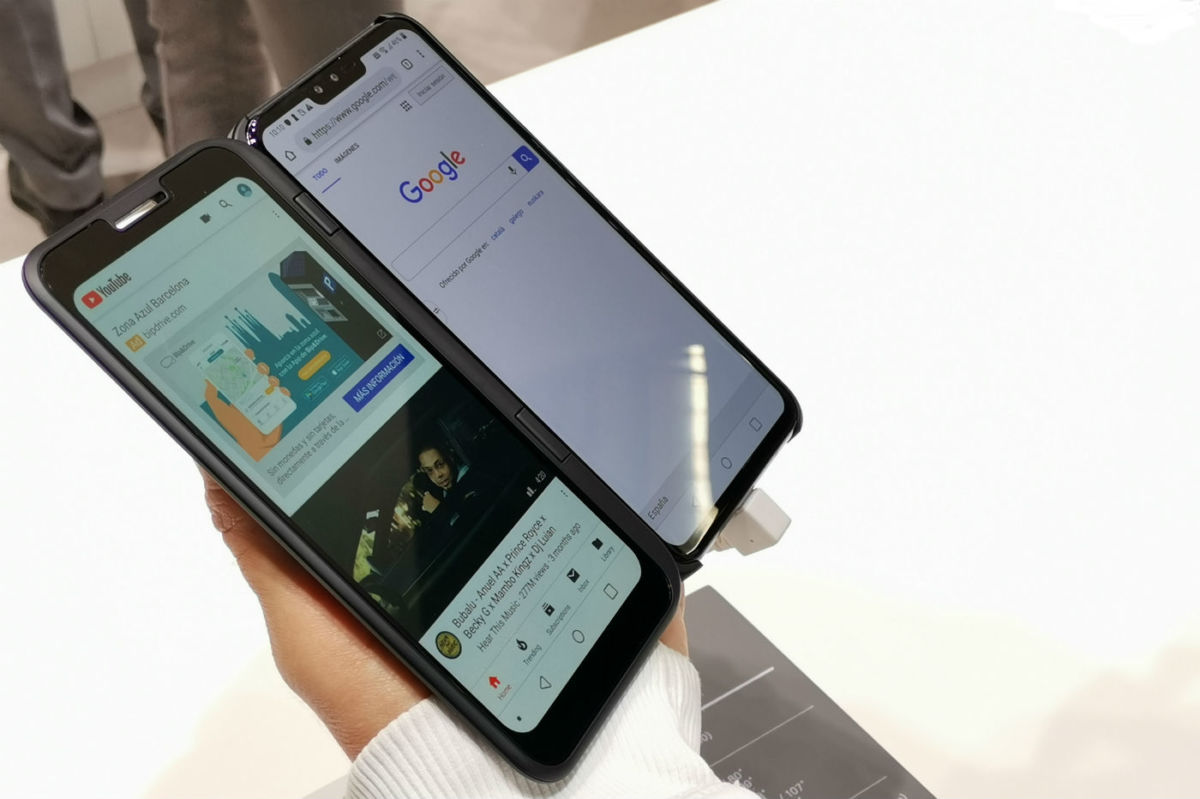 Быстрый тест LG V50 ThinQ: смартфон с 5G, съемным экраном и 5 камерами