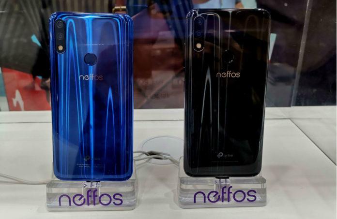 TP-Link привезла на MWС 2019 бюджетные смартфоны Neffos