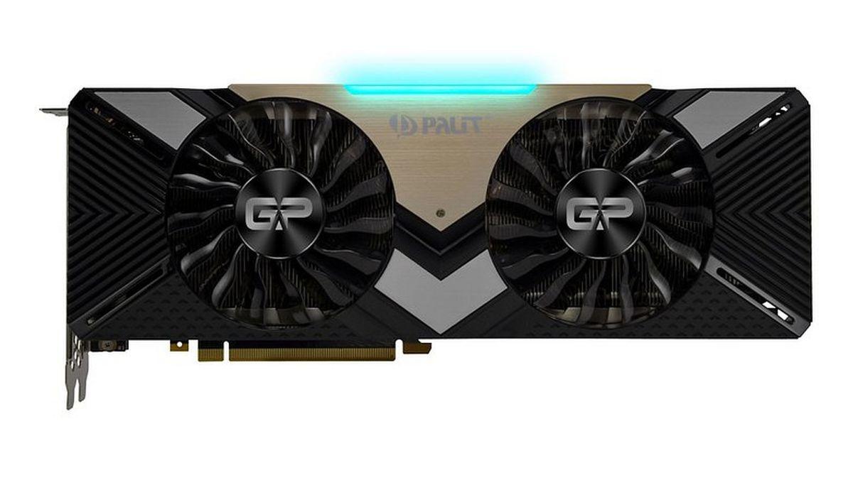 Тест графической карты Palit GeForce RTX 2080 Ti Dual: вся мощь RTX за умеренную сумму