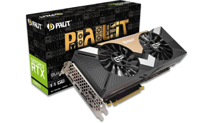 Тест графической карты Palit GeForce RTX 2080 Ti Dual: вся мощь RTX за небольшие