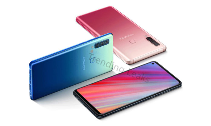 Раскрыты характеристики смартфонов-середнячков Samsung Galaxy A50, A30 и A10