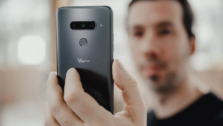 19402b97b LG V40: какой он, идеальный смартфон для мультимедиа? | CHIP