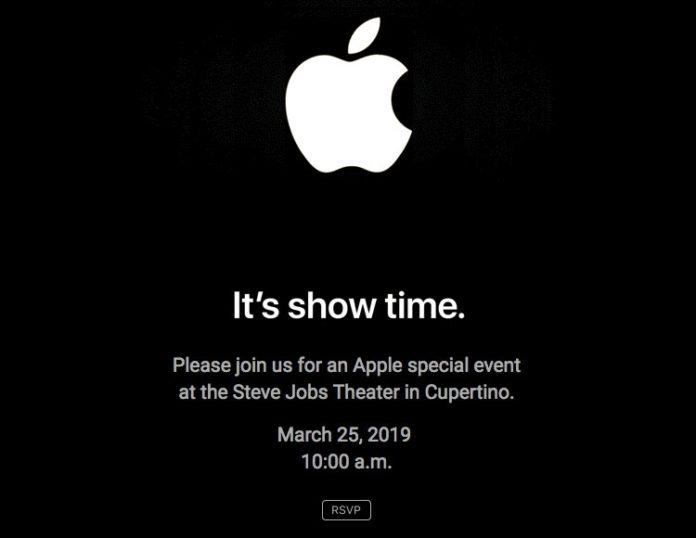 25 марта Apple может представить свой ответ Netflix, а ещё новые AirPods и iPad mini