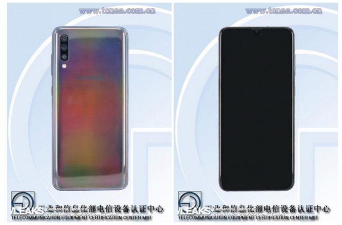 Рассекречены Samsung Galaxy A60 и Galaxy A70