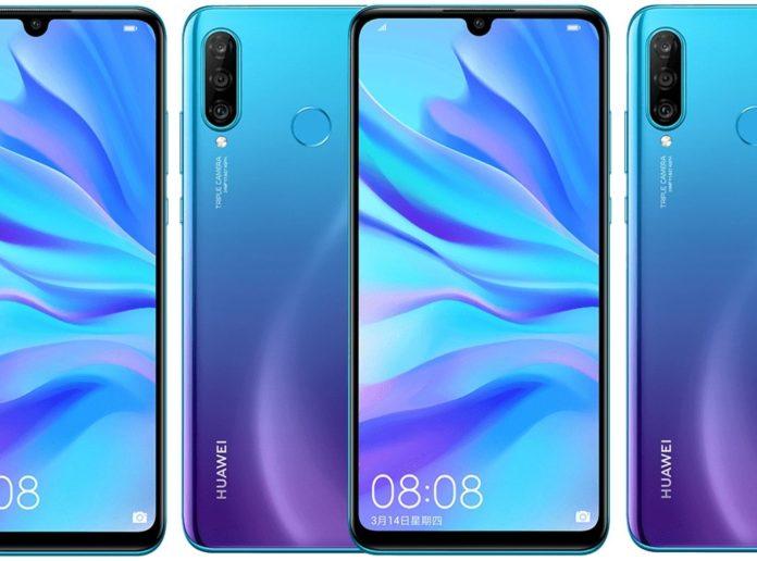 Смартфон Huawei Nova 4e стоит дешевле 20 000 руб.