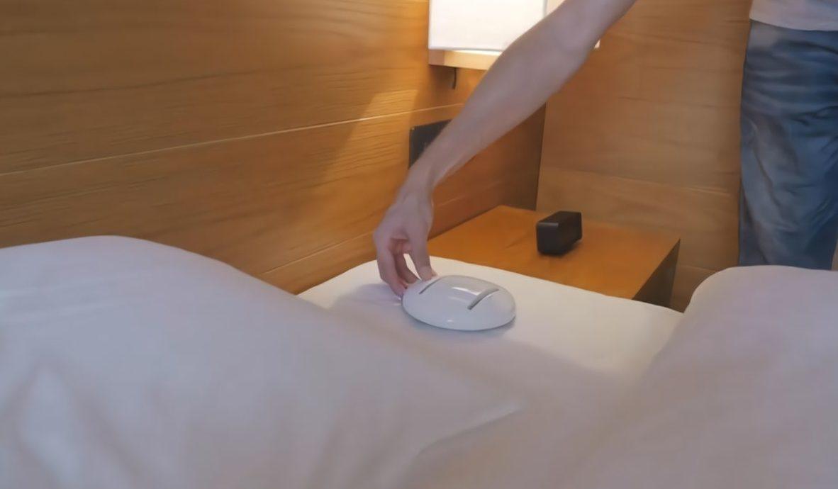 Китайцы создали Cleansebot - робота, который хорош в постели
